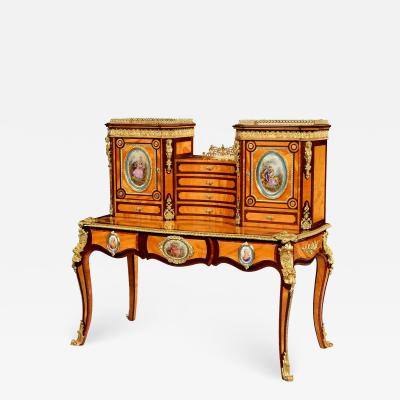 Rare 19th Century English Writing Desk