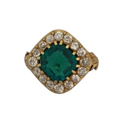 Rare Emerald Ring