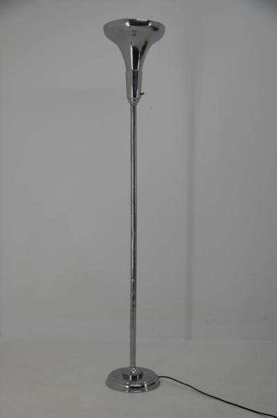 Rare Floor Lamp Luminator 1920s