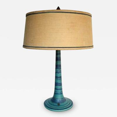 Rare Form Fong Chow Gulfstream Lamp