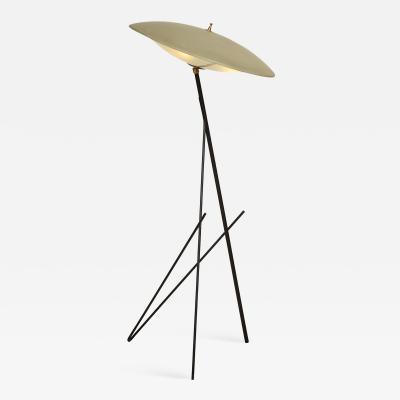 Rare Italian tri pod floor lamp