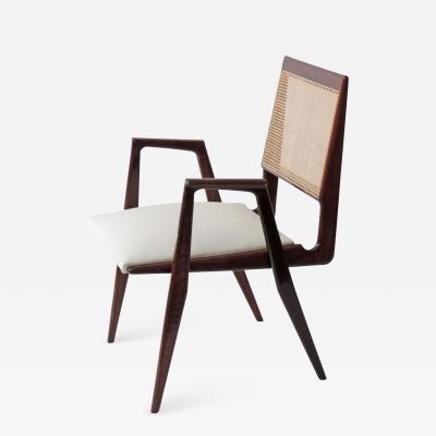 Rare Martin Eisler armchair for Forma Brazil