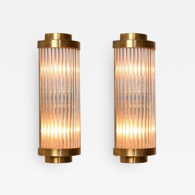 Ravello wall lights 2 tiered