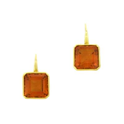 Ray Griffiths Fine Jewelry Ray Griffiths Citrine Earrings