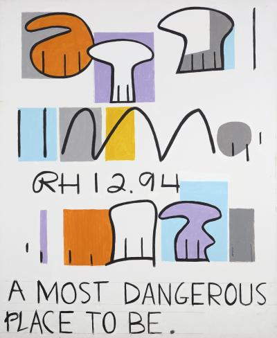 Raymond Hendler A Most Dangerous Place to Be