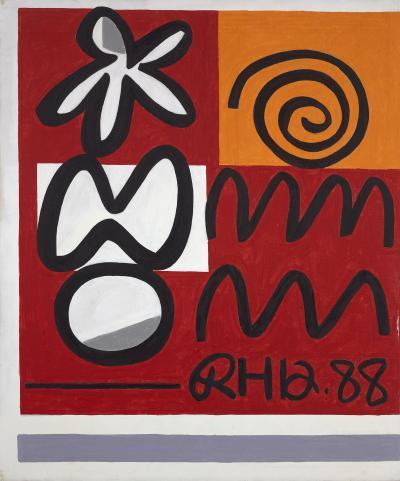 Raymond Hendler RH 12 88