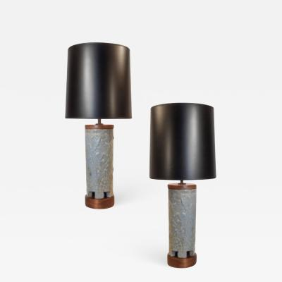 Raymor Ceramic Lamps