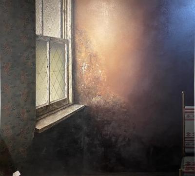 Rebecca Davenport The Window by Rebecca Davenport American 1981