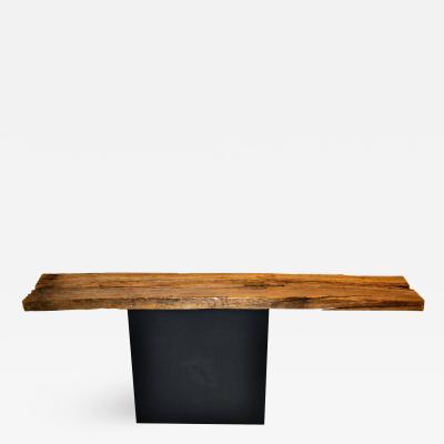 Reclaimed Elmwood Altar Table