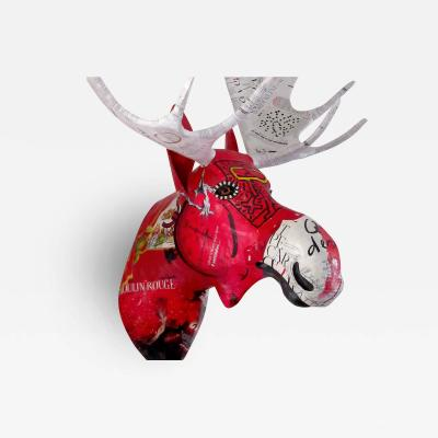 Red Moose Trophy