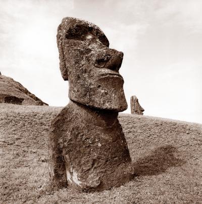 Reenie Barrow Easter Island Rano Raraku No 2 2015 2 5