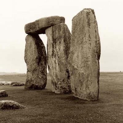 Reenie Barrow Stonehenge 2 2000 Artist Proof