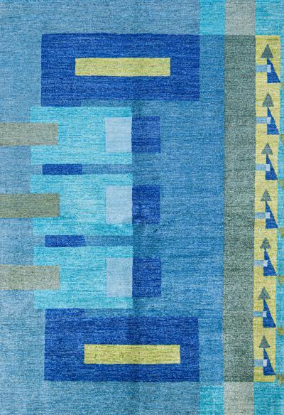 Reflections Ghashghai meets Bauhaus SoFarSoNear Studio Super Fine Gabbehs