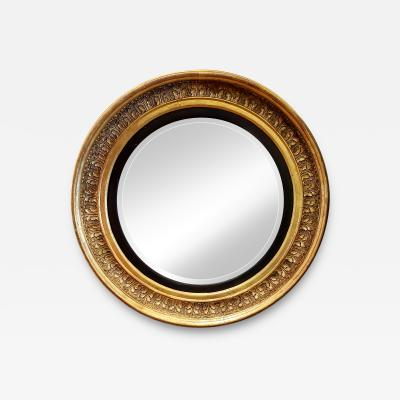 Regency Bullseye Mirror