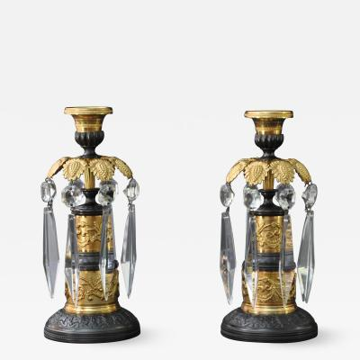 Regency Candlesticks