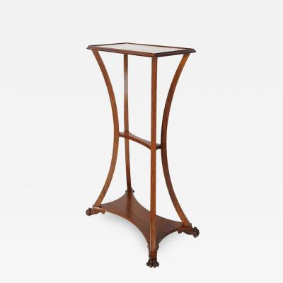 Regency Leopardwood Stand