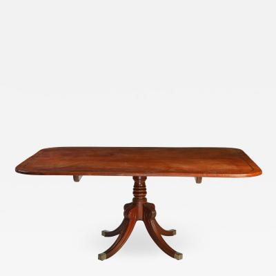 Regency Mahogany Breakfast Table