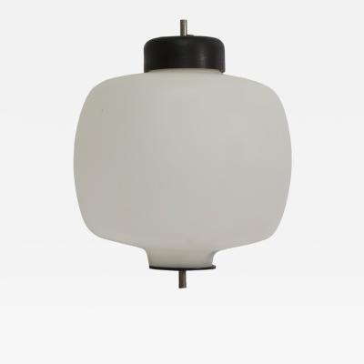Reggiani Lampardi Handblown glass pendant lamp by Reggiani Lampadari
