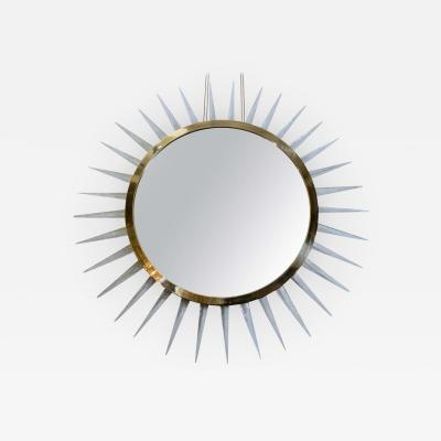 Regis Royant Huge Sunburst Mirror