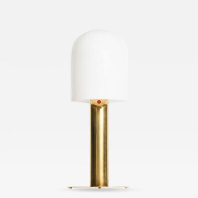 Reima Pietil Table Lamps Produced for Public Library Metso Tampere