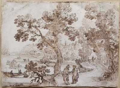 Remigio Cantagallina Remigio Cantagallina Italian 1582 1630 Drawing