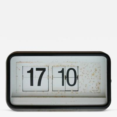 Remigio Solari Solari di Udine Flip Clock