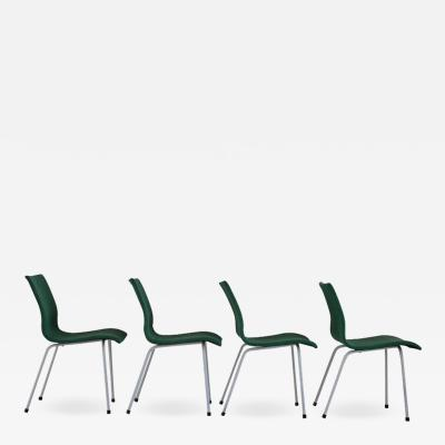 Ren Jean Caillette Set of Chair by Ren Jean Caillette French Design