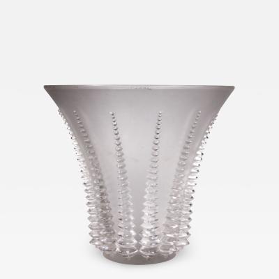 Ren Lalique Lalique Co A Font Romeu Vase Designed By R Lalique In 1936