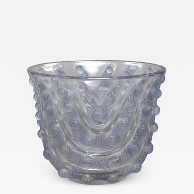 Ren Lalique Lalique Co A Vichy R Lalique Vase 1937