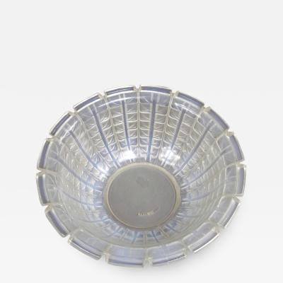 Ren Lalique Lalique Co An Accacia Opalescent Bowl By R Lalique Made In 1928
