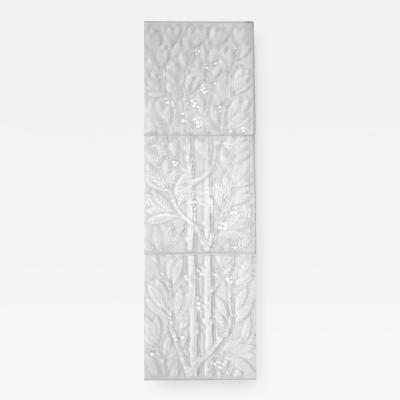 Ren Lalique Lalique Co Lalique Lauriers Decorative Panels