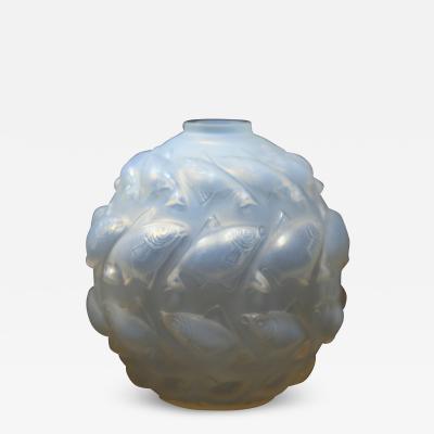 Ren Lalique Lalique Co Ren Lalique Camaret Vase No 1010 1928 1937