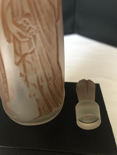 Ren Lalique Lalique Co Ren Lalique Perfume Bottle