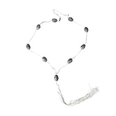 Ren Lalique Lalique Co Rene Lalique Black Glass Grosses Graines Necklace
