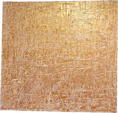Renato Freitas Abstract Oil on Canvas