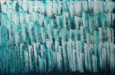 Renato Freitas Renato Freitas Original Oil on Canvas 2012