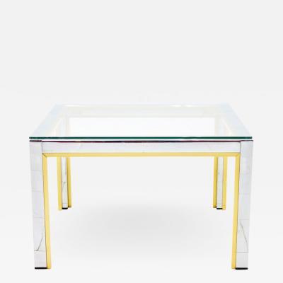 Renato Zevi Side Table by Renato Zevi for Romeo Rega 1970s