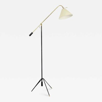 Rene Mathieu Stylish Counter Balance Floor Lamp