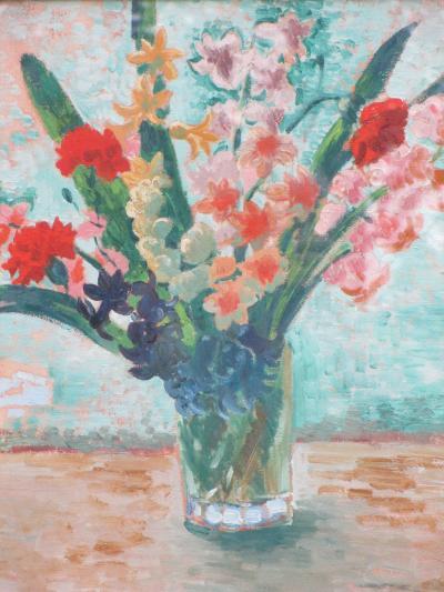 Rene PIOT Bouquet de Fleurs