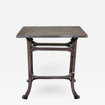 Rental Item 1920s French Industrial Work Table