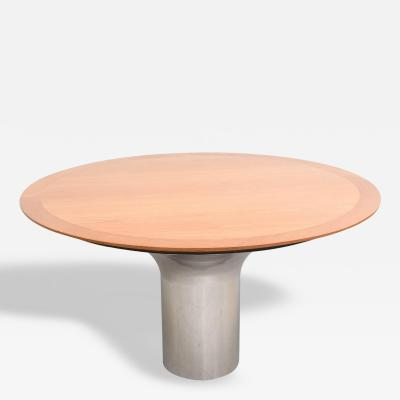 Retro Dining Table in the Style of Ron Seff