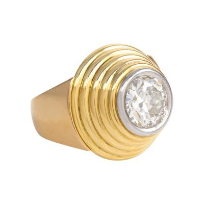 Retro Gold Ring