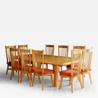 Ricardo Legorreta Tlaquepaque Dining Room Set