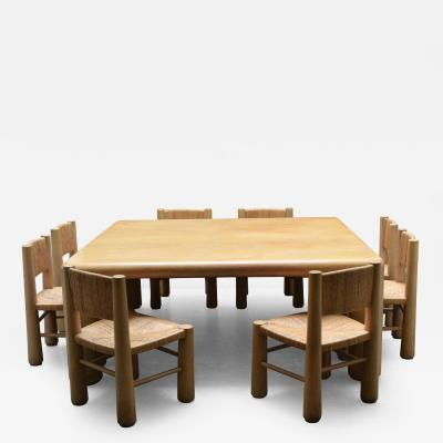 Ricardo Legorreta Vallarta Dining Room Set