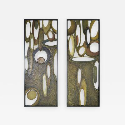 Richard Boprae Architectural Panels by Richard Boprae Rhythm