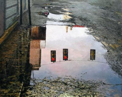 Richard Combes After the Rain St Thomas