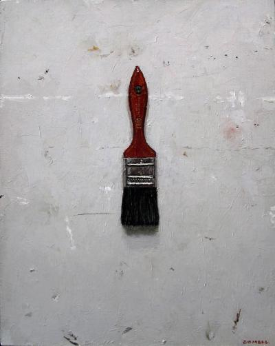 Richard Combes The Paint Brush