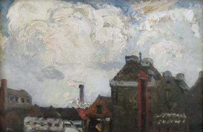Richard Hayley Lever Battersea Warehouse River Thames