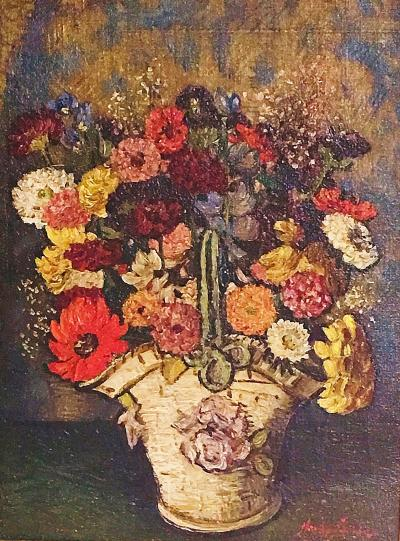 Richard Hayley Lever Bouquet