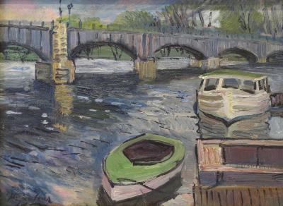Richard Hayley Lever By the Bridge